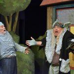 Forró vizet a kopaszra – Gárdonyi Géza Színház